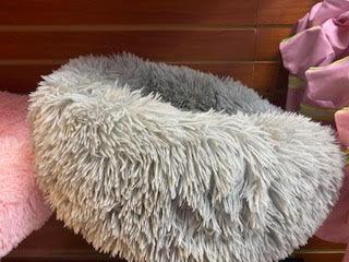 Comfort Plush Dog Bed