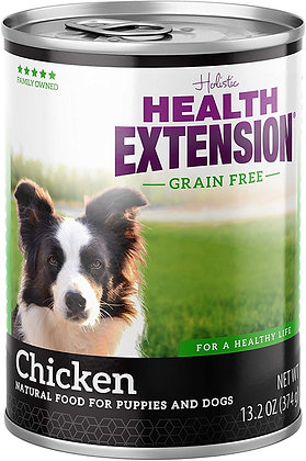 Health Extension Grain Free 95% Chicken 13.2oz