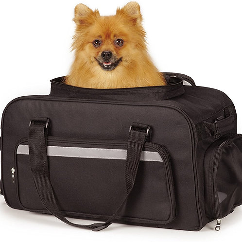 East Side Collection On the Go Carry-On Bag for Small Dogs