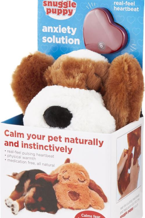 Snuggle Puppy Anxiety Solution
