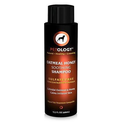 Petology's® Oatmeal Honey Soothing Shampoo & Conditioner 13.5oz