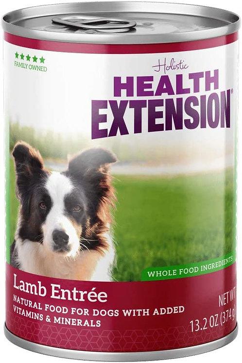 Health Extension Lamb Entree