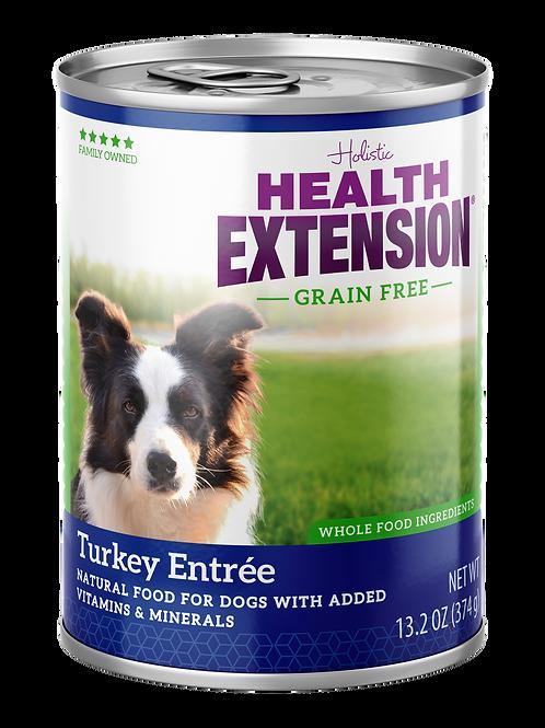 Health Extension Grain Free Turkey Entree 13.2oz