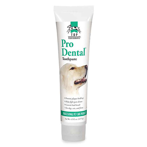 Pro Dental Toothpaste for Dogs 4.5 oz
