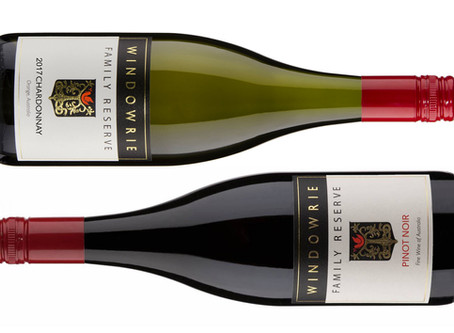 Reserve wines showcase regions