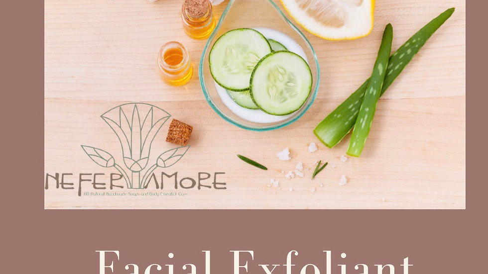 Facial Exfoliant