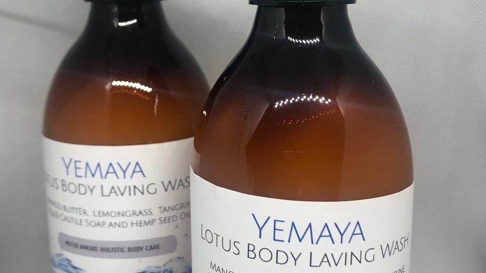 Yemeya (lotus body Laving wash) 8oz