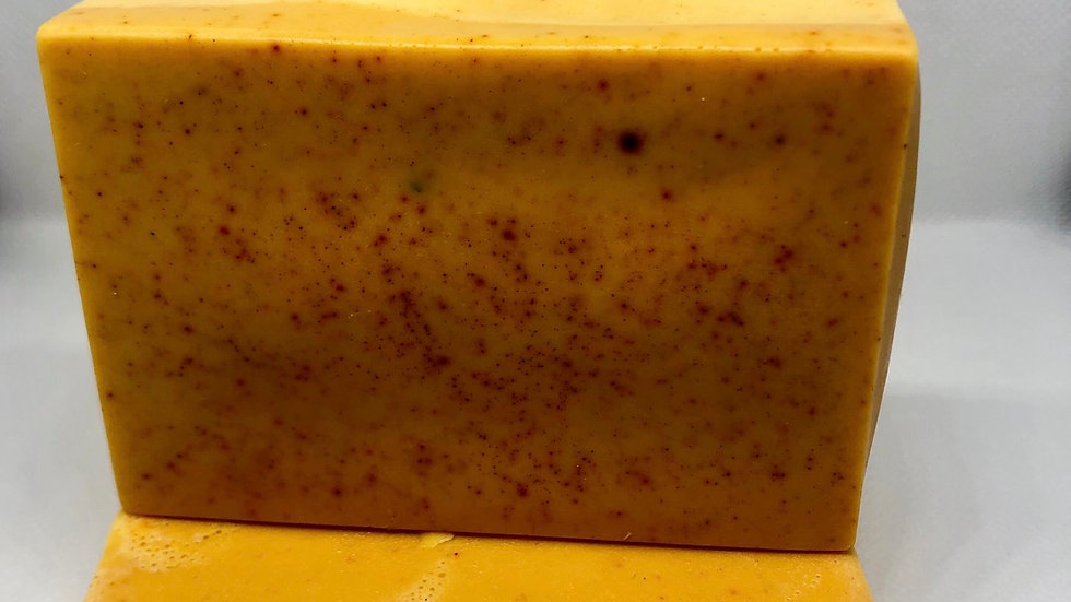 Lotus Deep Cleansing Face and Body Bar