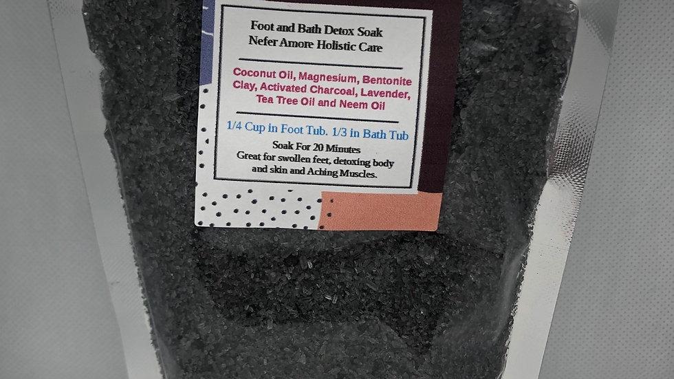 Detoxing Foot and Bath Soak 1/2 lbs