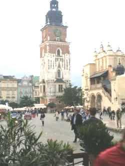 Un Congrès excitant à Cracovie!