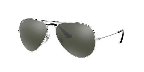Ray Ban 3025 W3277 Aviator 58 Sunglasses