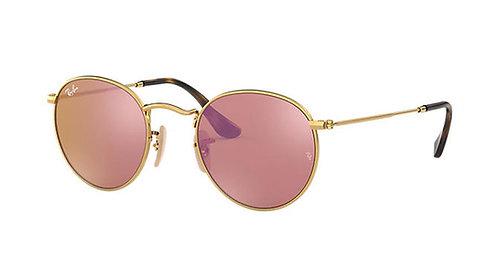 Ray Ban Round Metal 3447N 001/Z2 Sunglasses