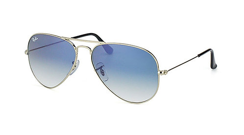 Ray Ban 3025 003/3F Aviator 58 Sunglasses