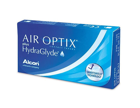 Air Optix plus HydraGlyde Monthly (3 Pack)