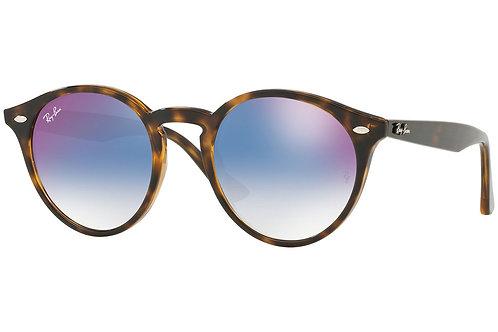 Ray-Ban RB2180 710/X0 51 Havana Sunglasses