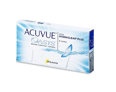 Acuvue Oasys Fortnightly (6 Pack)