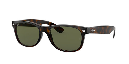 Ray-Ban RB2132 902 New Wayfarer 52 55 Sunglasses