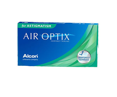 Air Optix For Astigmatism Monthly (3 pack)