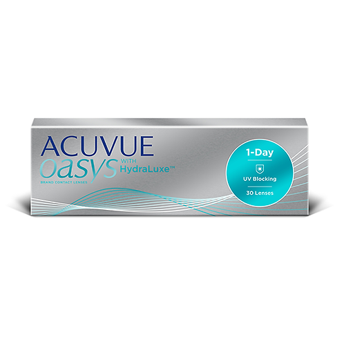 Acuvue Oasys 1 Day (30 Pack)