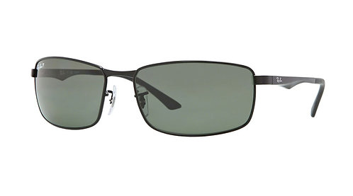 Ray Ban 3498 002/9A Polarized Sunglasses