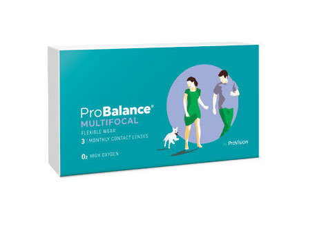 Probalance Multifocal Monthly (3 pack)