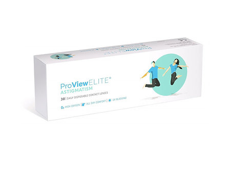 Proview Elite Astigmatism 1-Day (30 Pack)