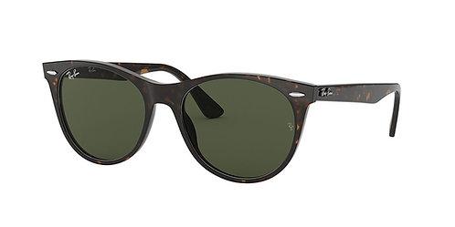 Ray-Ban RB2185 902/31 Wayfarer II 55 Sunglasses