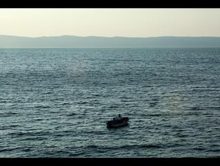 # 3 - Lesvos Part 1 - Into The Cold Blue