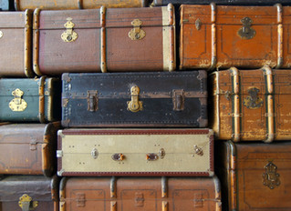 # 7 - A Suitcase of Happiness