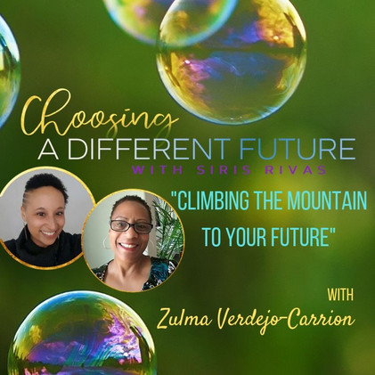 Climbing the Mountain to Your Future