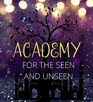 ACADEMY BANNER FOR THE SEEN AND UNSEEN.j