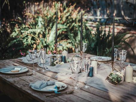 Inspirational shoot: GREENHOUSE WINTER WEDDING