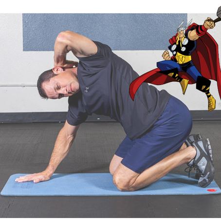 (Thor)acic (Im)mobility