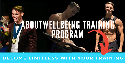Aboutwellbeing training program