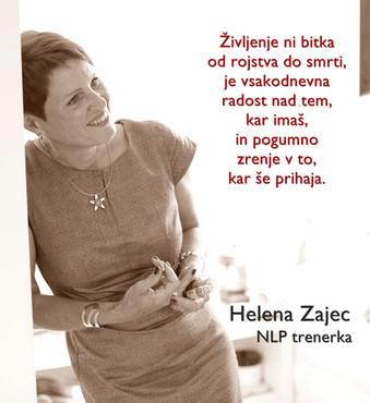 Helena Zajec - citat