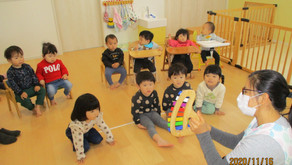We love learning and playing!