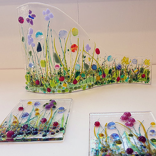 17 May 2021 - Fused glass for beginners