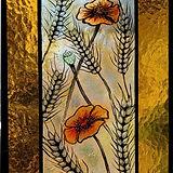 Poppy Window panel  - 60 x 35 cm.jpg