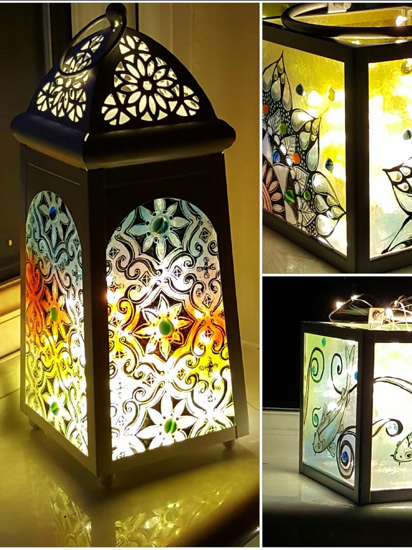 Lantern selection