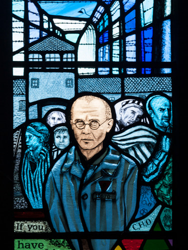 Maximillian Kolbe Window
