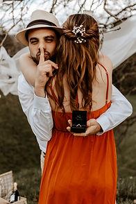 Heiratsantrag