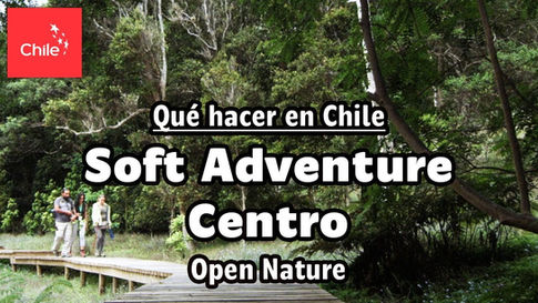 "Campaña Sernatur 2017 ""Naturaleza abierta"""