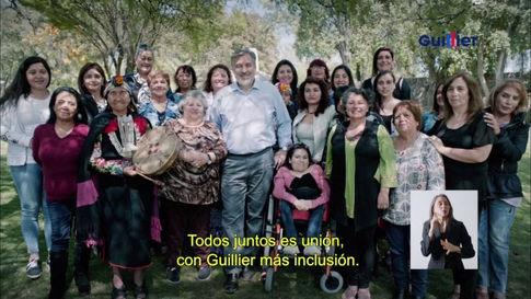 Franja Presidencial de Alejandro Guillier