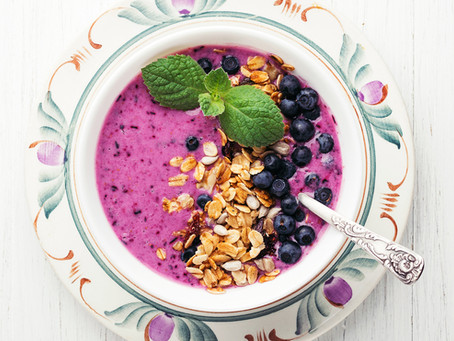 Winter Smoothie Bowl Recipe