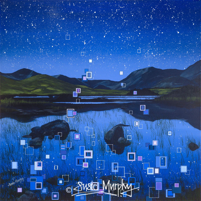 'A Sky Full of Wishes', Rannoch Moor, Susie Murphy
