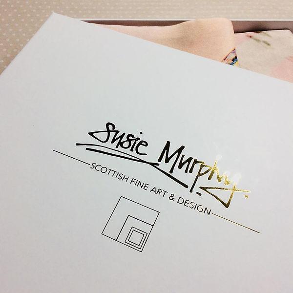 Susie Murphy Silk Presentation Box