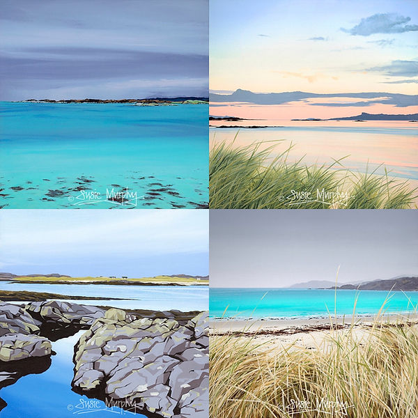 Scottish fine art prints by Susie Murphy