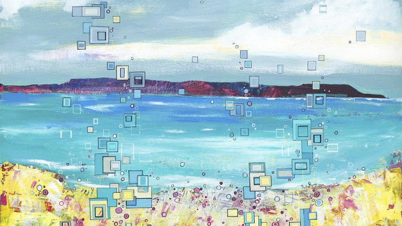 Summer Memories Artist Signed Giclée Print
