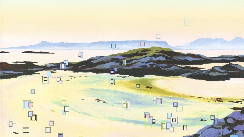 The Magic of Silversands Artist Signed Giclée Print