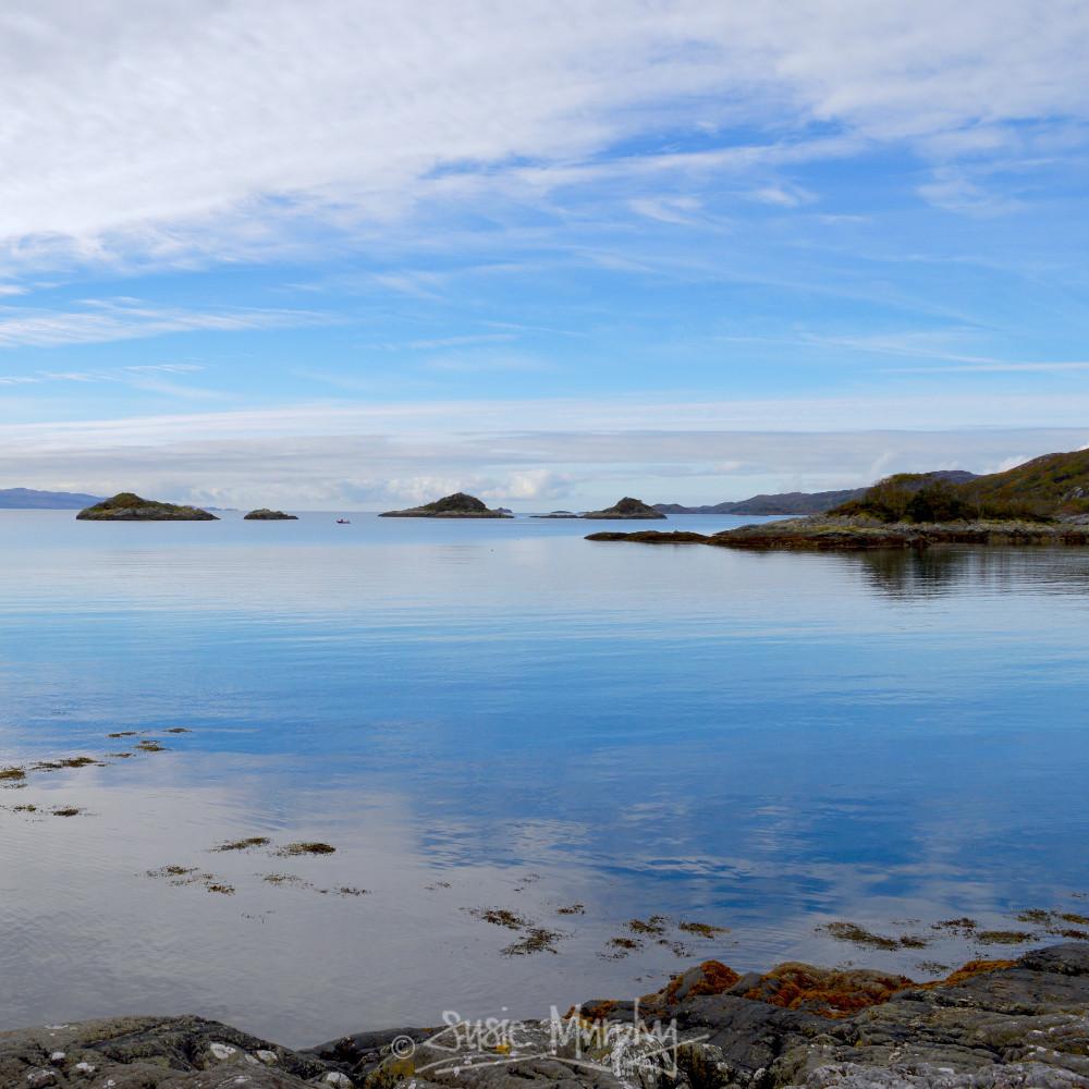 Loch nan Uamh, near Arisaig